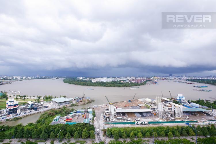 View Căn hộ New City Thủ Thiêm 3 phòng ngủ tầng cao BA view sông