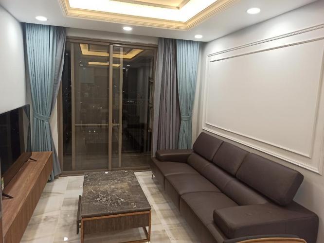 Căn hộ tầng 26 Saigon South Residence nội thất đầy đủ