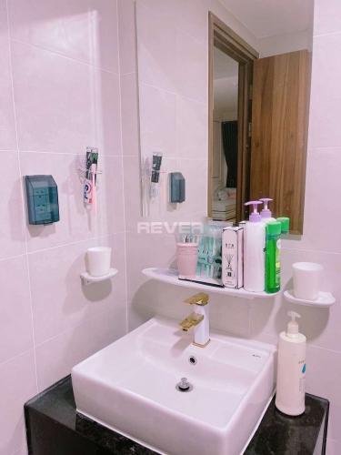 Phòng tắm căn hộ Mizuki Park Căn hộ Mizuki Park hướng Nam nội thất cơ bản, thiết kế hiện đại.