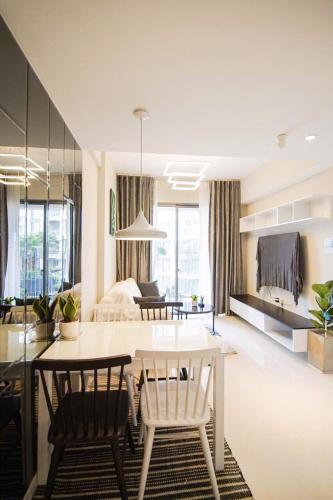 Cho thuê căn hộ Masteri An Phú 2PN, tầng thấp, diện tích 71m2, đầy đủ nội thất