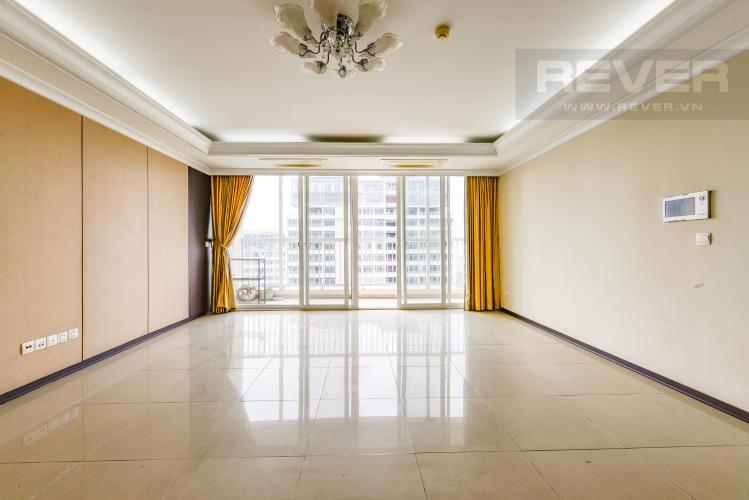 Phòng khách Cho thuê căn hộ Imperia An Phú tầng cao, 3PN diện tích rộng rãi