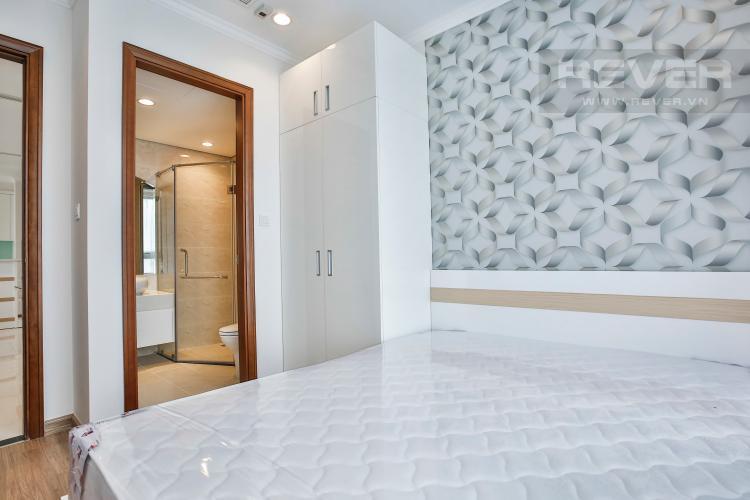 Phòng Ngủ 1 Căn hộ Vinhomes Central Park tầng cao C2 view về trung tâm thành phố