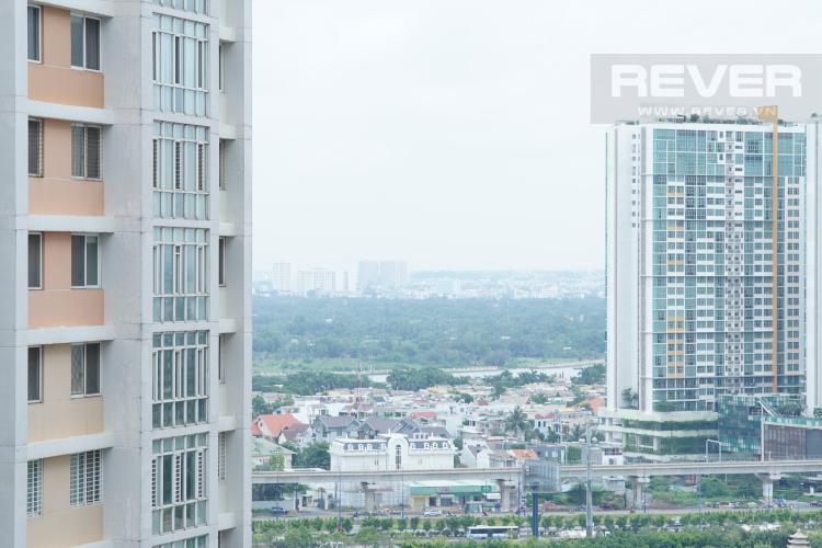 View Cho thuê căn hộ Lexington Residence 1PN, tầng trung, tháp LD, đầy đủ nội thất