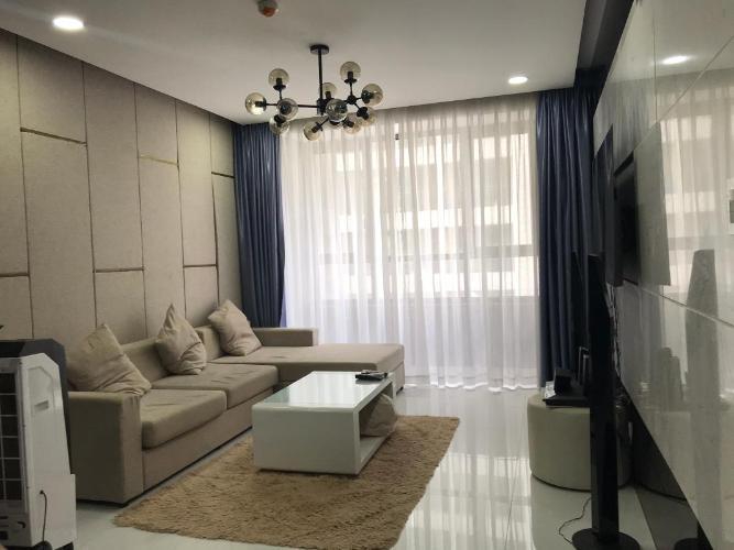 Bán căn hộ The Gold View tầng trung, diện tích 70.6m2 - 2 phòng ngủ, đầy đủ nội thất