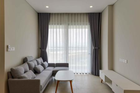Cho thuê căn hộ Diamond Island - Đảo Kim Cương 1PN, tháp Canary, đầy đủ nội thất, view nội khu xanh mát
