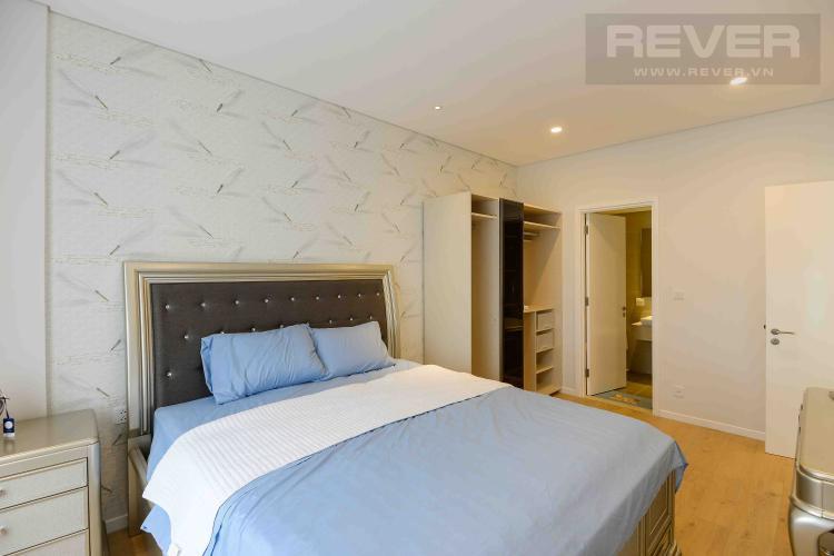 Phòng Ngủ 2 Cho thuê căn hộ Diamond Island - Đảo Kim Cương 2PN, tháp Bora Bora, đầy đủ nội thất, view hồ bơi