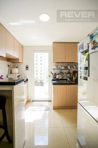 Phòng Bếp Bán căn hộ La Astoria 3PN, tháp 1, đầy đủ nội thất, có tầng lửng, view khu dân cư