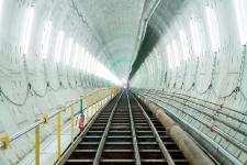 Chính thức thông nhánh hầm đầu tiên của tuyến Metro Bến Thành - Suối Tiên