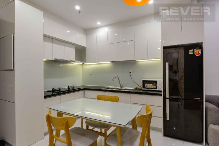 Bếp Cho thuê căn hộ Tropic Garden 2PN, tầng thấp, đầy đủ nội thất, hướng Đông đón gió