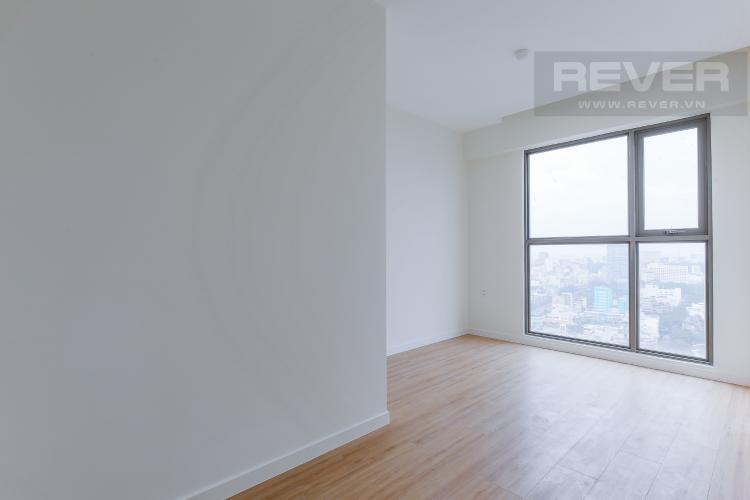 Phòng Ngủ 2 Căn hộ Masteri Millennium tầng cao, 2 phòng ngủ, view sông Bến Vân Đồn