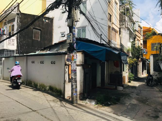 Bán nhà hẻm xe hơi đường Nơ Trang Long, dân cư sầm uất, sổ hồng pháp lý đầy đủ, giao nhà ngay.