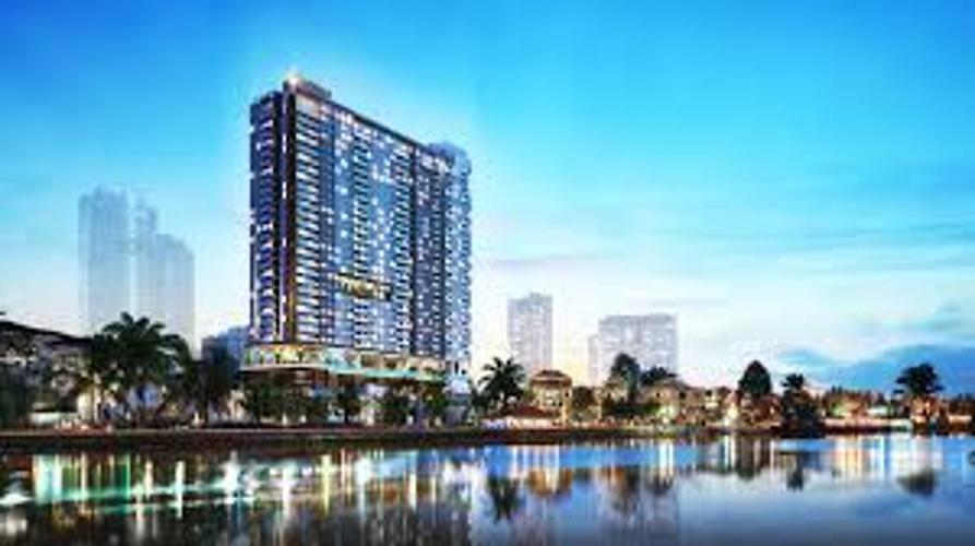 Bán căn hộ Q2 Thảo Điền tầng trung, diện tích 49.54m2 - 1 phòng ngủ