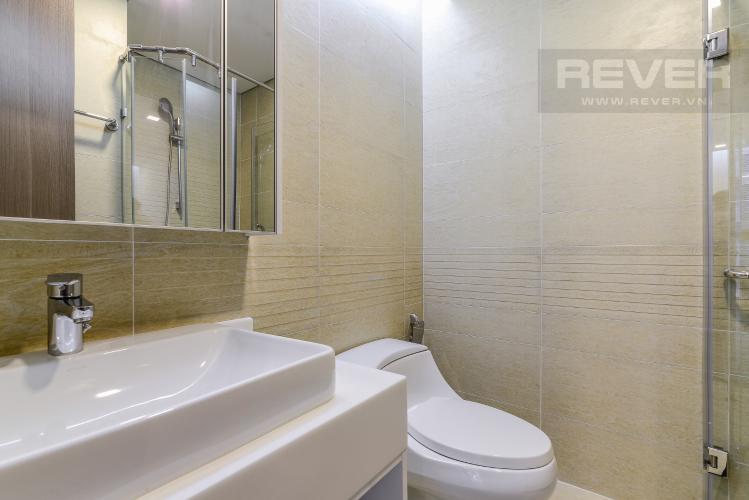 Phòng Tắm 1 Căn góc Vinhomes Central Park 3 phòng ngủ tầng trung P3 mới bàn giao