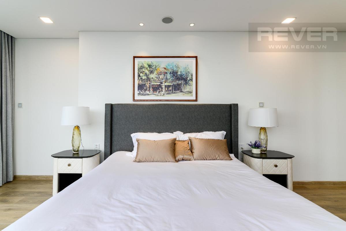 Phòng Ngủ 3.3 Bán hoặc cho thuê căn hộ Vinhomes Central Park 4PN, tháp Landmark 81, diện tích 164m2, đầy đủ nội thất, căn góc view thoáng