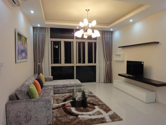 Cho thuê căn hộ The Vista An Phú 3PN, tháp T4, đầy đủ nội thất, view sông thoáng mát