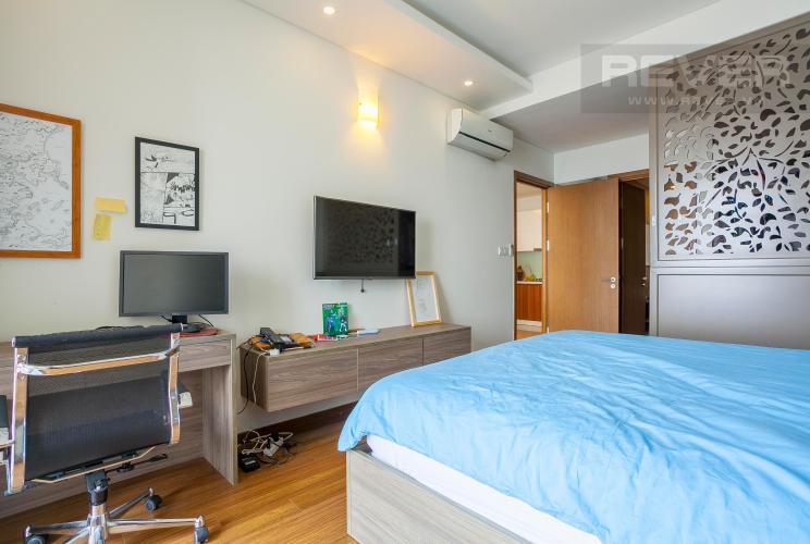 Phòng Ngủ 1 Căn hộ Thảo Điền Pearl 2 phòng ngủ tầng trung tháp B view sông