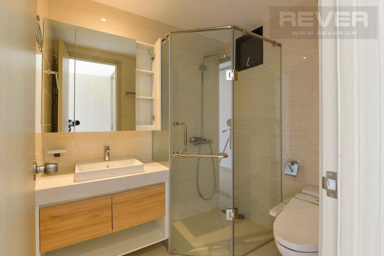 Toilet 2 Cho thuê căn hộ New City Thủ Thiêm 2PN, tháp Venice, đầy đủ nội thất, view Landmark 81