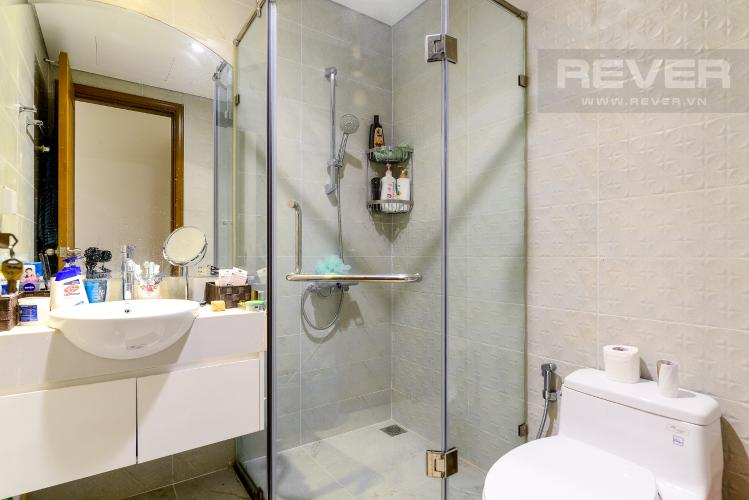 Phòng Tắm 2 Bán căn hộ Vinhomes Central Park 2PN, tầng cao, tháp Landmark 4, không có nội thất