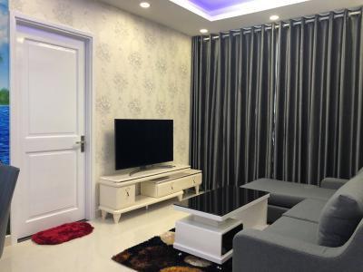 Cho thuê căn hộ Saigon Mia 2PN, tầng cao, đầy đủ nội thất, view thoáng