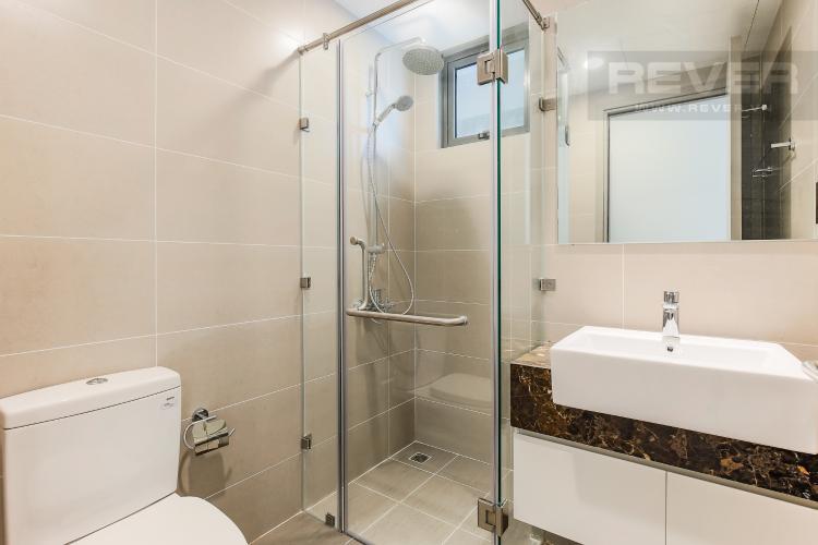 Phòng Tắm 1 Căn hộ The Gold View 2 phòng ngủ tầng cao A2 view sông