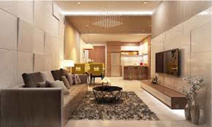 Bán căn hộ Opal Boulevard 2 phòng ngủ, tầng 24, diện tích 73m2, bàn giao hoàn thiện