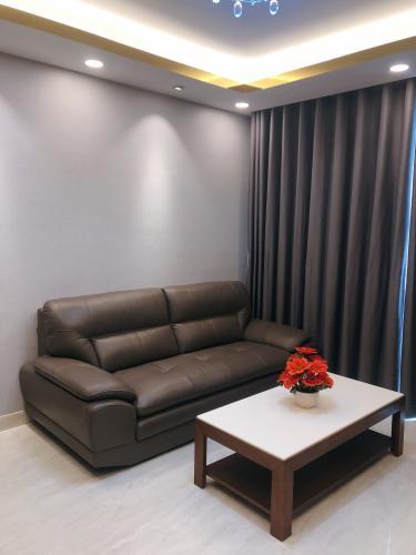 Phòng khách Happy Residence Căn hộ Happy Residence hướng Tây Bắc, nội thất cao cấp.