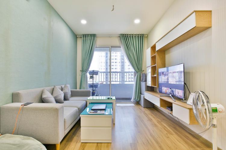 Phòng Khách Căn hộ Lexington Residence 2 phòng ngủ tầng trung LD nội thất đầy đủ