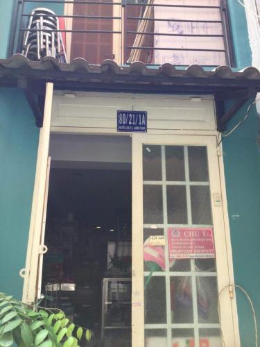 Bán nhà phố hẻm 2.5m đường Nguyễn Lâm, không có nội thất