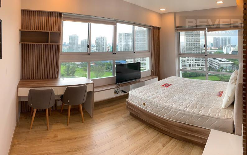 Phòng Ngủ 2 Cho thuê căn hộ Happy Valley 3PN, diện tích 100m2, đầy đủ nội thất, view sông thoáng đãng