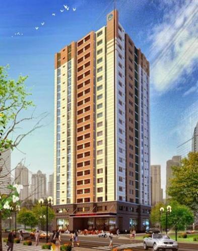 Saigonland Apartment, Bình Thạnh Căn hộ Saigonland Apartment tầng cao 2 phòng ngủ view Landmark 81.
