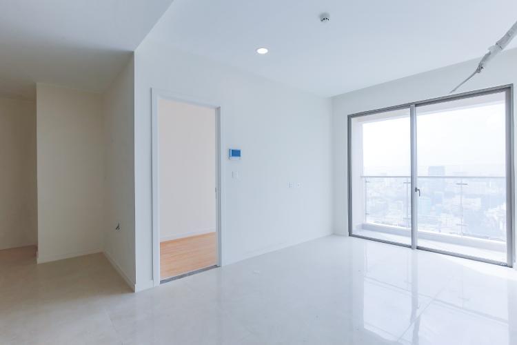 Căn hộ Masteri Millennium tầng cao, 2 phòng ngủ, view sông Bến Vân Đồn
