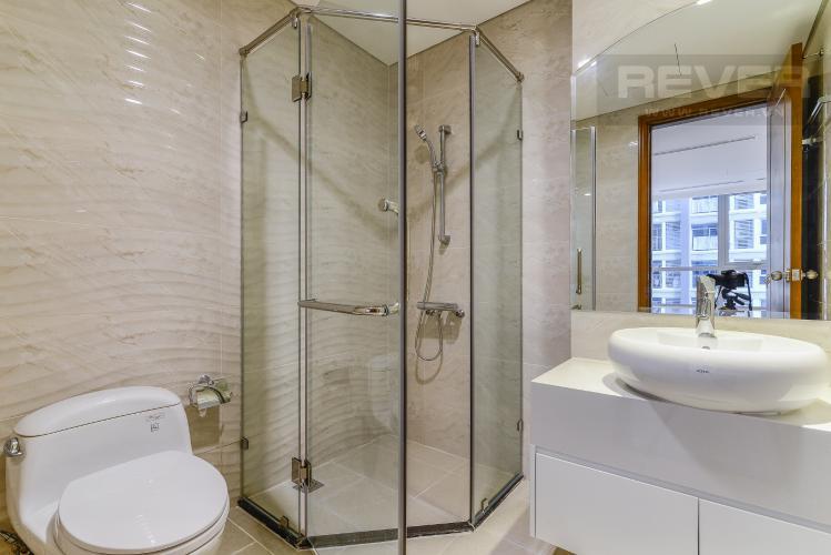 Phòng Tắm 2 Căn hộ Vinhomes Central Park 2 phòng ngủ tầng thấp L5 nhà trống