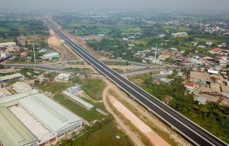 Đường 319 nối cao tốc sắp hoàn thành, giá đất Nhơn Trạch tăng mạnh