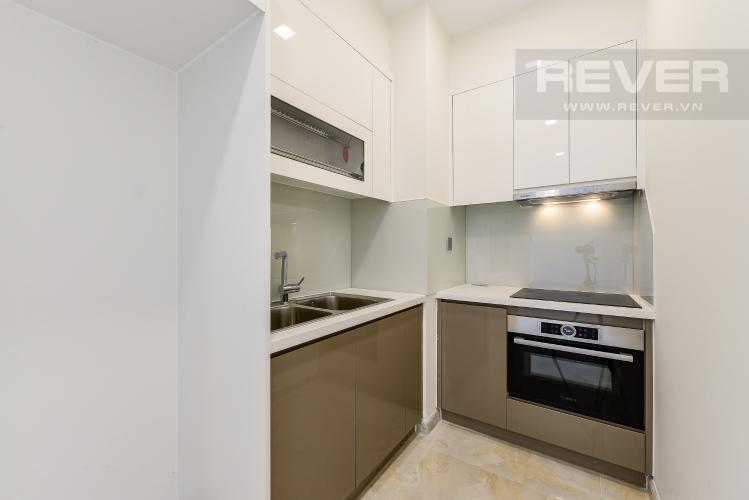 Bếp Căn hộ Vinhomes Golden River 1 phòng ngủ tầng cao A1 hướng Đông Bắc