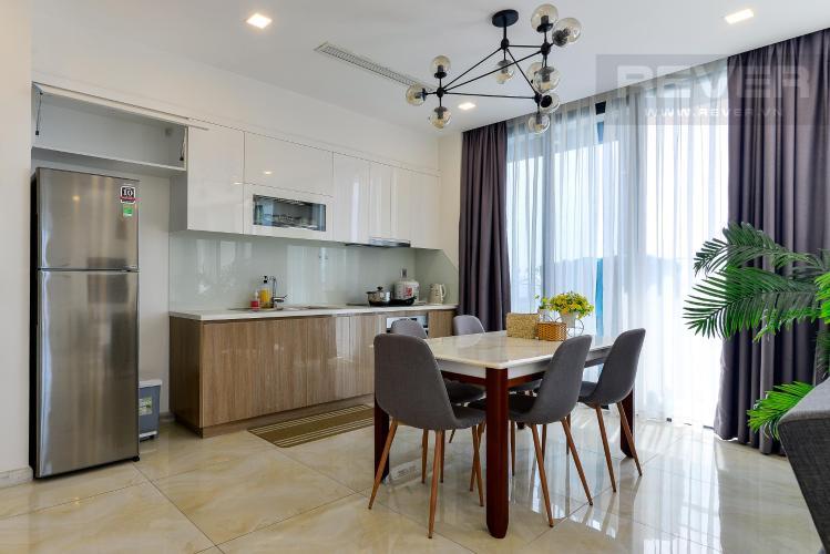 5 Cho thuê căn hộ Vinhomes Golden River 3PN, diện tích 121m2, đầy đủ nội thất, căn góc view đẹp