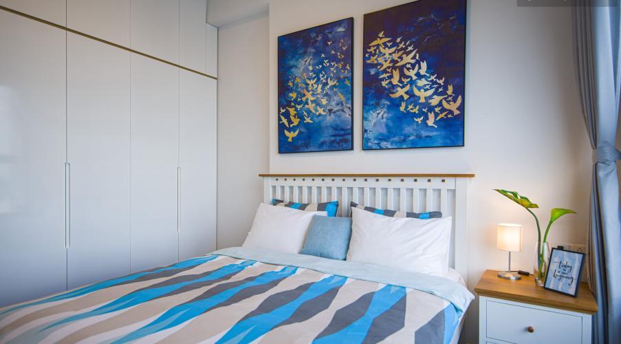 Phòng ngủ Master Botanica Premier, Tân Bình Căn hộ Botanica Premier tầng trung, nội thất đầy đủ.