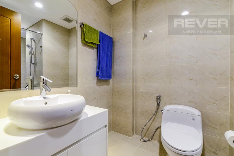 Phòng Tắm 3 Căn hộ Vinhomes Central Park 4 phòng ngủ tầng thấp L1 view công viên