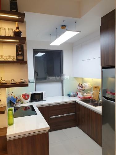 Phòng bếp căn hộ The Sun Avenue, Quận 2 Căn hộ tầng 7 The Sun Avenue bàn giao đầy đủ nội thất tiện nghi.