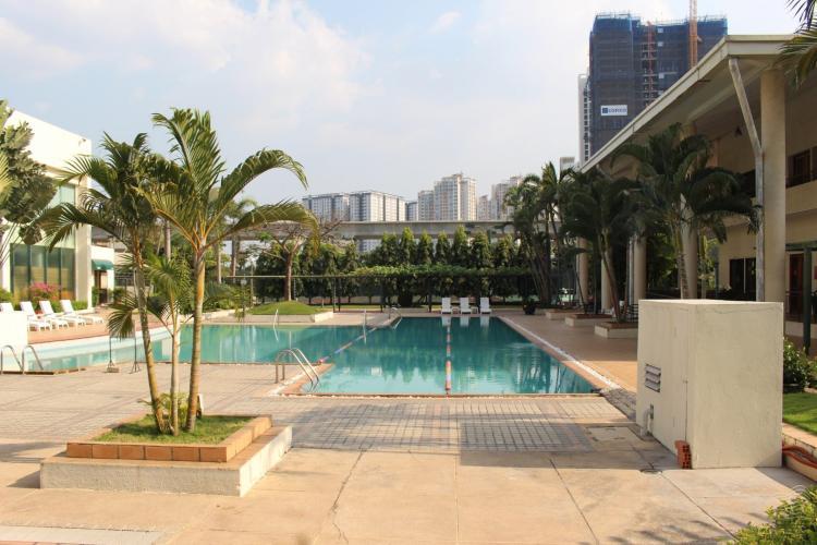 Tiện ích Parkland Apartment, Quận 2 Căn hộ Parkland Apartment đón view nội khu hồ bơi yên tĩnh.