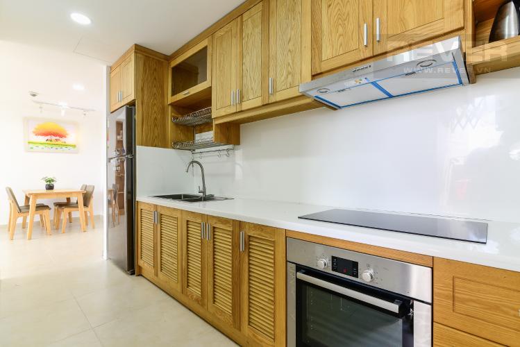 Nhà Bếp Bán căn hộ Masteri Thảo Điền 2PN, tháp T3, đầy đủ nội thất, view cây xanh mát mẻ