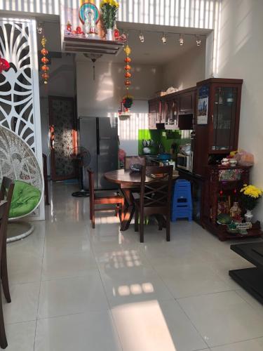 Không gian bên trong nhà phố phường Phú Hữu, Quận 9 Nhà phố 1 trệt 2 lầu hướng Đông Bắc - diện tích đất 54.6m2