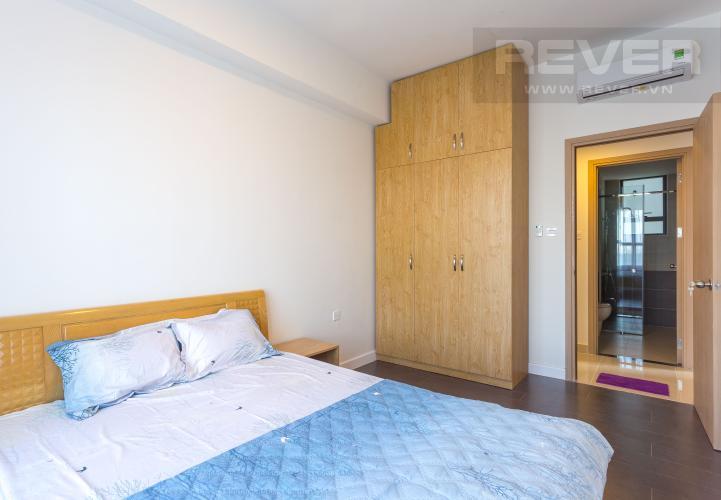 Phòng Ngủ 1 Cho thuê căn hộ The Sun Avenue tầng cao 2PN đầy đủ nội thất