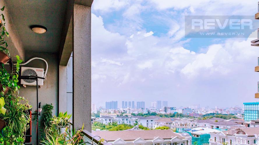 View Căn hộ Docklands Sài Gòn tầng thấp, 3PN đầy đủ nội thất