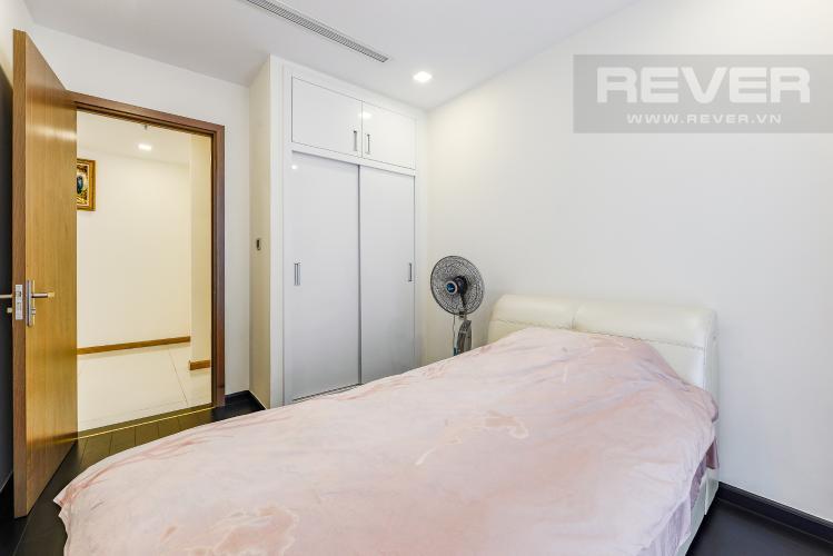 Phòng ngủ 1 Căn hộ Vinhomes Central Park 3 phòng ngủ tầng thấp P3 nội thất đầy đủ