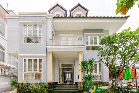 Villa 4 phòng ngủ đường Nguyễn Văn Hưởng, Thảo Điền Quận 2