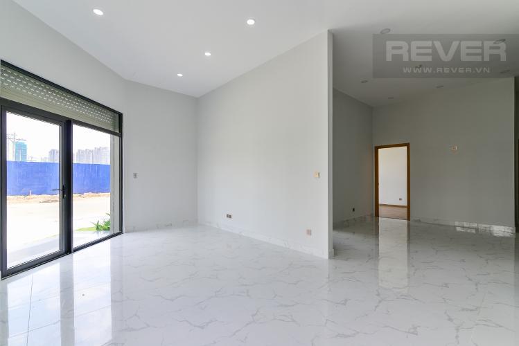 Phòng Khách Cho thuê office-tel Thủ Thiêm Lakeview 3PN, diện tích 103m2, nở hậu
