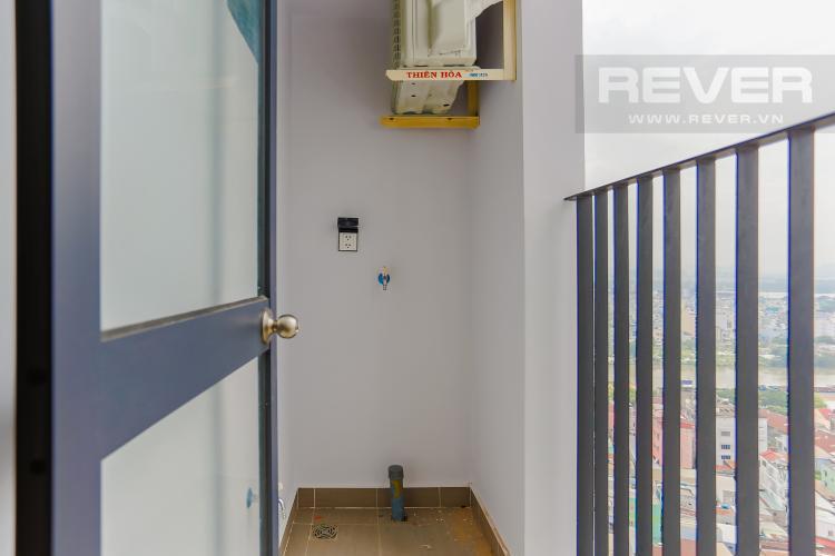 Lô Gia Căn hộ M-One Nam Sài Gòn 2 phòng ngủ tầng trung T1 view sông
