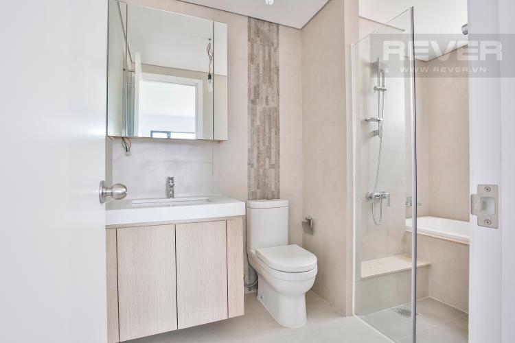 Phòng Tắm 1 Căn hộ Estella Heights 3 phòng ngủ tầng cao T2 nội thất cơ bản