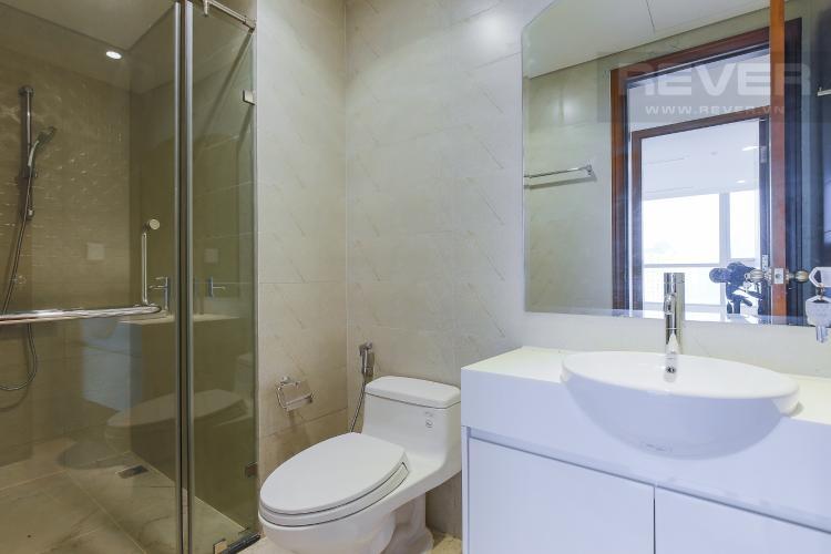 Phòng Tắm 2 Căn góc Vinhomes Central Park tầng cao Landmark 3 nội thất cơ bản