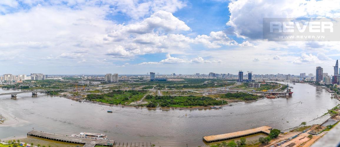 View căn hộ VINHOMES GOLDEN RIVER Bán hoặc cho thuê căn hộ Vinhomes Golden River 3PN, đầy đủ nội thất, view sông Sài Gòn và Bitexco